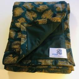 Custom Weighted Blanket Cotton, Cool, Natural STONE Made in