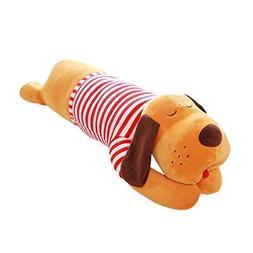 Super Soft Plush Sleep Pillow Big Dog Toys Doll, Perfect Stu