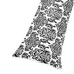 Sweet JoJo Designs Damask Full Length Double Zippered Body P
