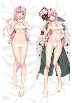 Darling in the Franxx Zero Two ND Anime Dakimakura Body Pill