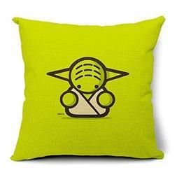 E-gift Decorative Cushion Covers Sofa Chair Seat Throw Pillo