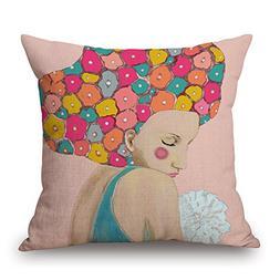 Elliot_yew Decorative Throw Pillow Case Cushion Cover Pillow