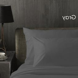 Deep Pocket bed sheets - iEnjoy Bedding 1500 Series Brushed