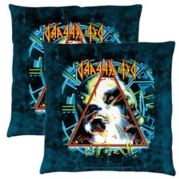 """Def Leppard """"Hysteria Cover"""" Double Sided Throw or Body Pill"""