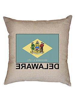 Hollywood Thread Delaware Flag - Special Vintage Edition Dec