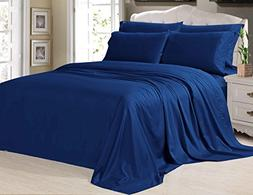 Swift Home Deluxe Resort-Style Silky Soft Bamboo Cotton Bedd