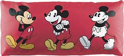 Jay Franco Disney Mickey Mouse Decorative Body Pillow Cover