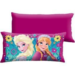 "Disney's Frozen 'Powerfull Sisterhood' 18"" x 36"" Body Pillow"