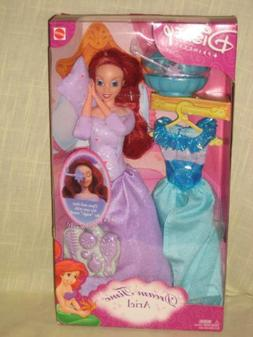 Disney's Princess Dream Time ARIEL Little Mermaid Sleeping D