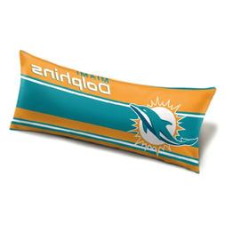 Dolphins OFFICIAL National Football League, 19 x 54 Body Pil