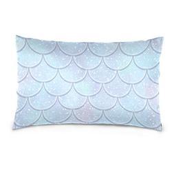 Chen Miranda Double-sided Printed Oblong Pillowcases Fish Sc