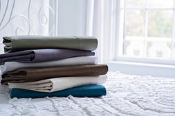 Magnolia Organics Dream Collection Sheet Set - Queen, Laurel