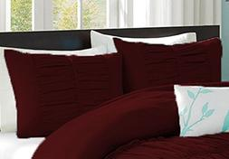 100% Egyptian Cotton 400 Thread Count Center Gathered Mimi R