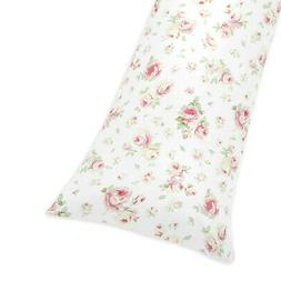 Sweet Jojo Floral Roses Pillow Case Maternity Pregnancy Body