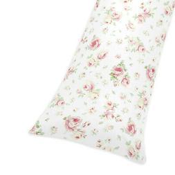 Sweet Jojo Floral Roses Pillow Case Maternity Pregnancy Body