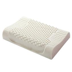 Enjoysleep Latex Foam Pillow Cervical Orthopedic Natural wit