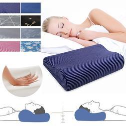 <font><b>Neck</b></font> Massage Memory Foam <font><b>Pillow