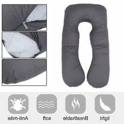 full body pillow pregnancy maternity comfort support