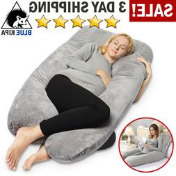 Full Body Pregnancy Pillow for Maternity Pregnant Women U Sh