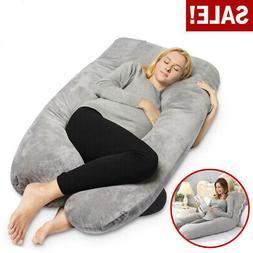 Full Body Pregnancy Pillow for Maternity Pregnant Women USha