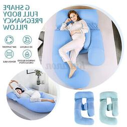 Full Body Pregnancy Pregnant Pillow Maternity Belly Contoure