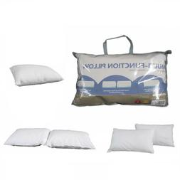 fully convertible multi function standard pillow firm