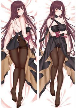 Girls' Frontline WA2000 Dakimakura Anime Hug Body Pillow Cov