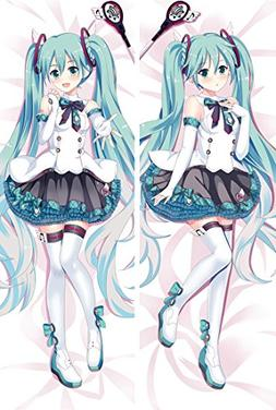 Home Goodnight Hatsune Miku - Vocaloid Peach Skin Long Full