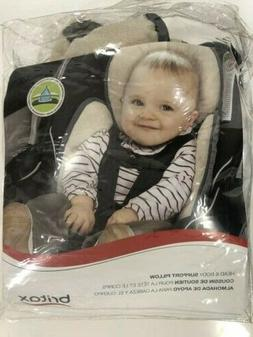 Britax Head and Body Support Pillow for Newborn in Carseat,