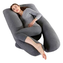 Hefty Pregnancy Pillow ™ - U Shaped Body Pillow - Maternit