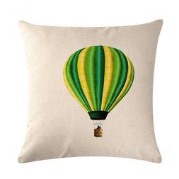 Hot Air Balloon Series <font><b>Pillow</b></font> Cases Line