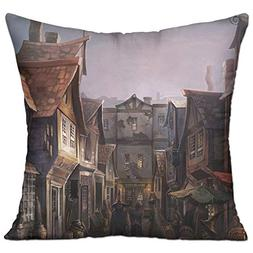 Shing House Fantasy Art Men Witch Glass Double Side Print Ho