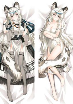 Japan Game Arknights Dakimakura Hugging Body Pillow Case Cov