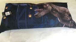 Jurassic World Mighty Trac Body Pillow