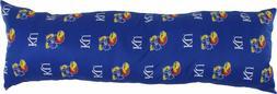 "Kansas Jayhawks Printed Body Pillow - 20"" x 60"""