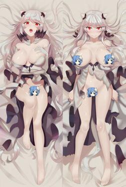 Kantai Collection KanColle Midway Princess Anime Dakimakura