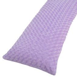 Sweet JoJo Designs Kaylee Purple Minky Full Length Double Zi