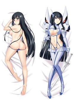 Kill la Kill Kiryuuin Satsuki Anime Dakimakura Body Pillow C