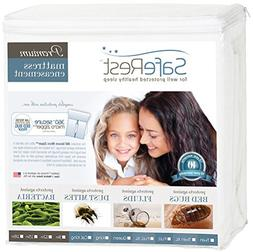 King Size SafeRest Premium Waterproof Lab Certified Bed Bug