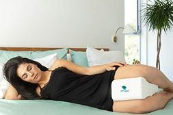 Sciatic Nerve Pain Relief Knee Pillow - Best for Pregnancy,