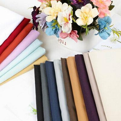 2PCS Soft Long Pillowcases w Colors