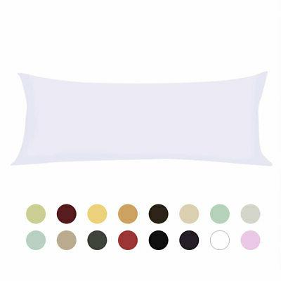 1 pc body pillow case cover soft