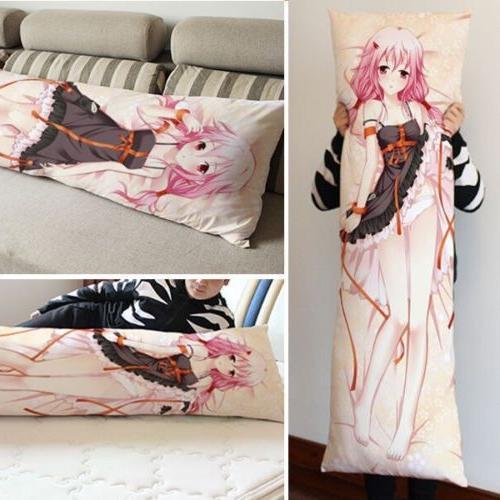 150x50cm Code CC Girl Hugging Body Pillow Case Hot