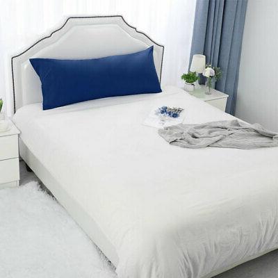 2/1Pcs Pillow Cover Standard Queen