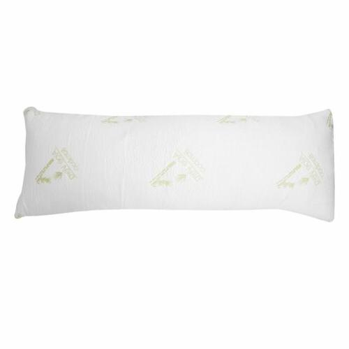 """46"""" Aloe Memory Pillow Fr Comfort EO"""