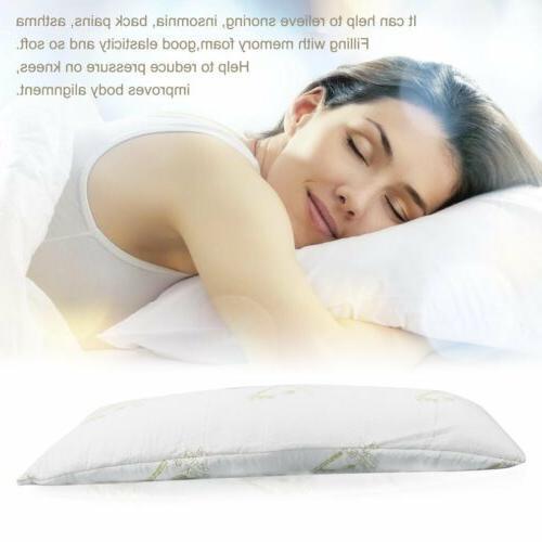 "46"" Memory Foam Pillow Adults EO"