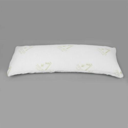 "46"" Memory Foam Full Pillow Adults EO"