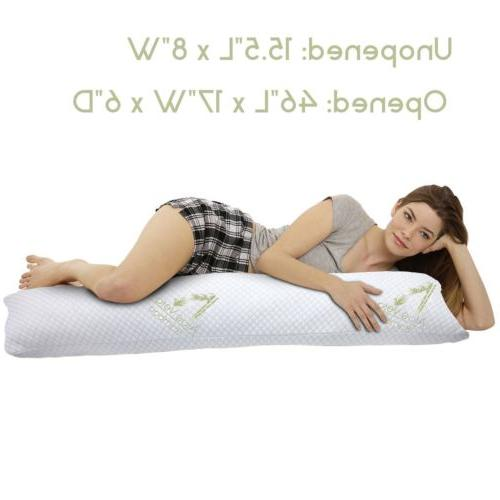 "46"" Aloe Bamboo Memory Body BP2"