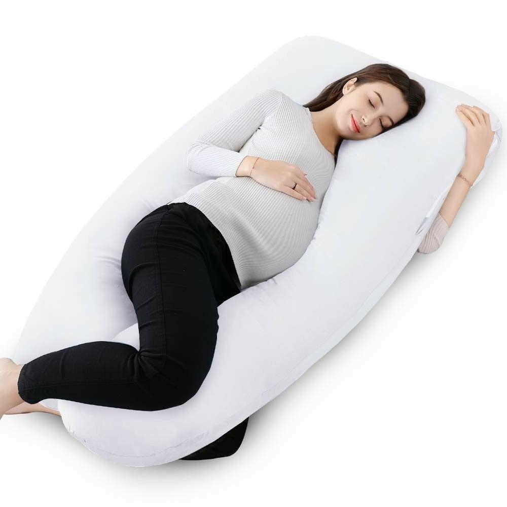 55in pregnancy pillow u shaped body pillow