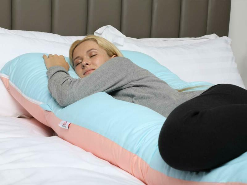 Pillow- Full Body Shaped For